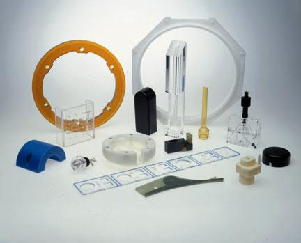 Machined Medical Parts