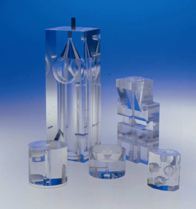 Acrylic Medical Components